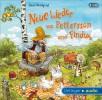 Sven Nordqvist: Neue Lieder von Pettersson und Findus